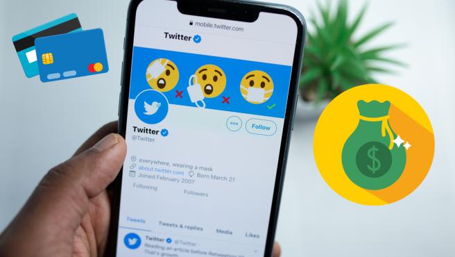 Twitter se estaría planteando proporcionar maneras de que se ofrezcan propinas entre usuarios.