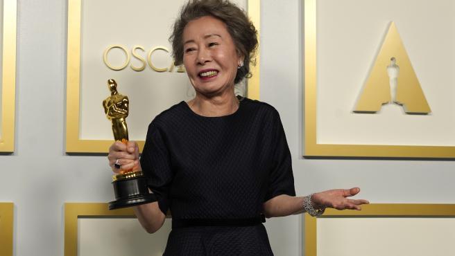 Youn Yun-jung, la primera actriz coreana en recibir el Oscar