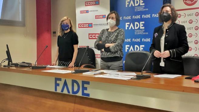 """Sindicatos y FADE denuncian la """"paralización"""" de la figura de delegado de igualdad por parte del Principado"""