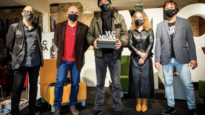 Andreu Martín, Hill, Ravelo, Lahuerta, Rosa Ribas, Amat y Piñeiro, entre las novelas finalistas de VLC NEGRA