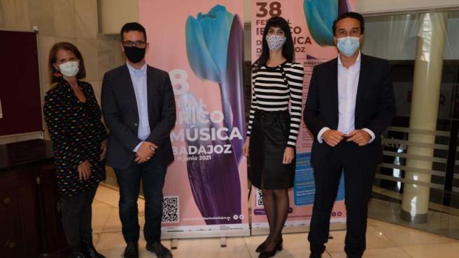El Festival Ibérico de Música incluye una 'Winterreise' con el tenor Fernández-Rueda y la Séptima de Mahler con la OEx