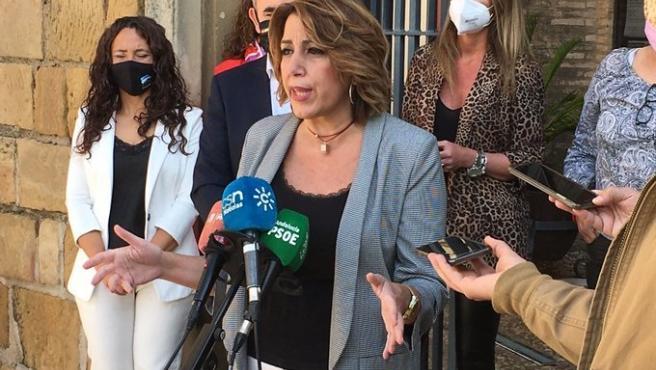 Los sindicatos de Tussam piden una reunión a Susana Díaz y recuerdan la situación de 2010