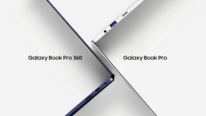 Samsung ha presentado sus nuevos Galaxy Book