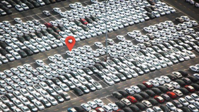 Google te ayuda a buscar tu coche en los aparcamientos o calles confusas.