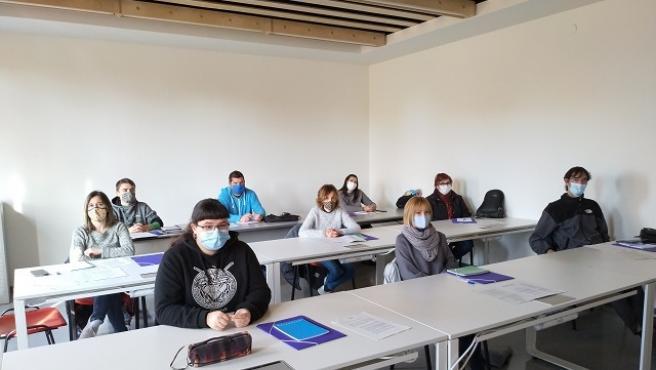 Las Lanzaderas de Empleo de Álava finalizan su quinta edición con casi un 50% de inserción laboral
