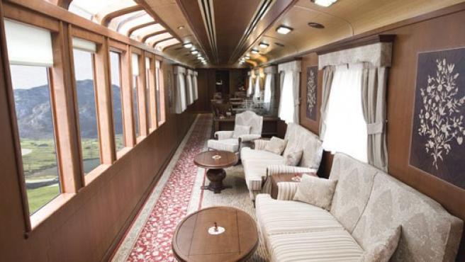 Trenes de lujo de Renfe.