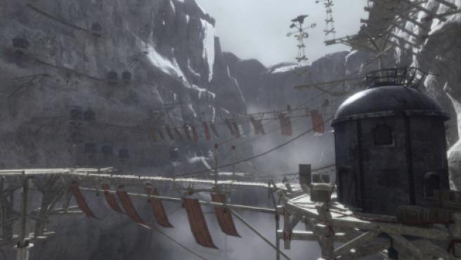 Los juegos consiguen crear ambientes y paisajes cuidados hasta el último detalle y NieR es un buen ejemplo.