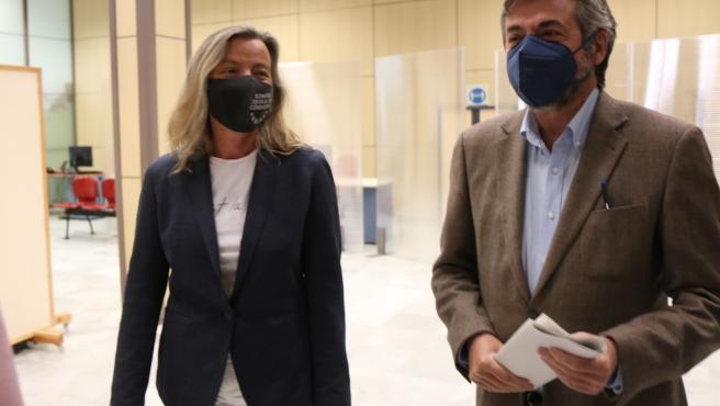 Coronavirus.-El Ayuntamiento valora las medidas de seguridad para los patios y el fin de semana sin incidencias