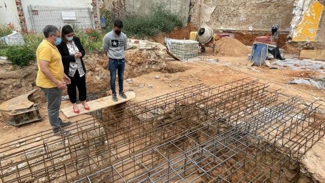 Hallan dos bóvedas de lo que fuera el anfiteatro romano de Toledo durante las obras en una vivienda particular