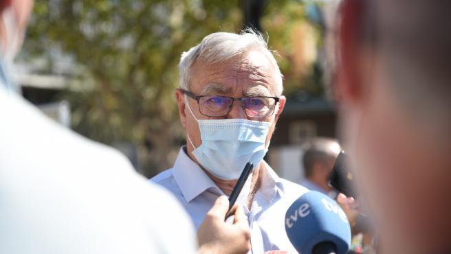 L'alcalde de València, Joan Ribó