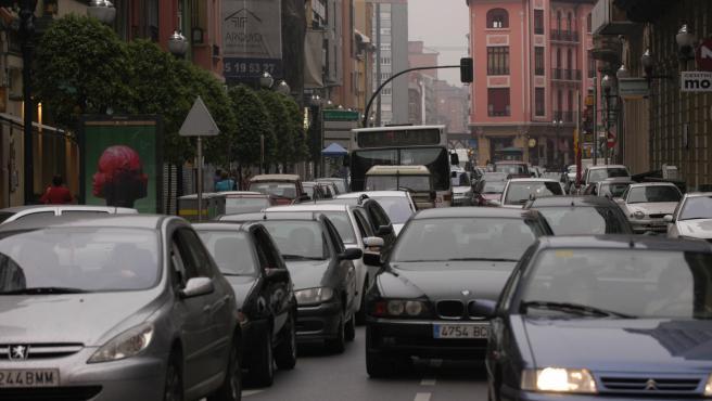 Las matriculaciones de turismos aumentan un 37,05% en Asturias hasta abril, con 3.769 unidades