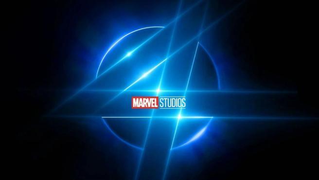 Logo de 'Los Cuatro Fantásticos'
