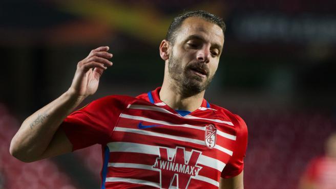 Roberto Soldado, Granada player.