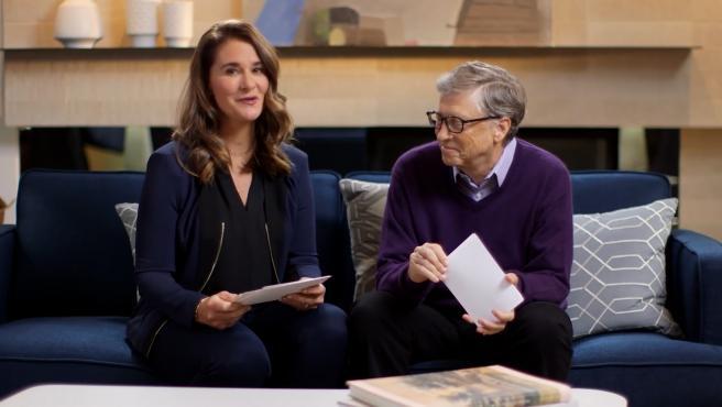 Bill Gates y Melinda Gates anuncian separación después de 27 años de matrimonio