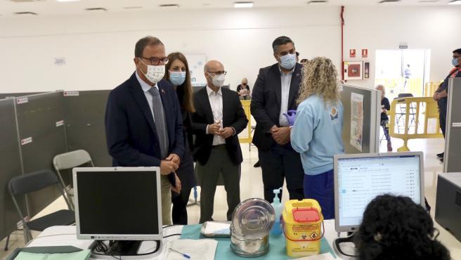 Coronavirus.- El Ayuntamiento de Mijas habilita el Cortijo Don Elías con hasta 10 puestos de vacunación diarios
