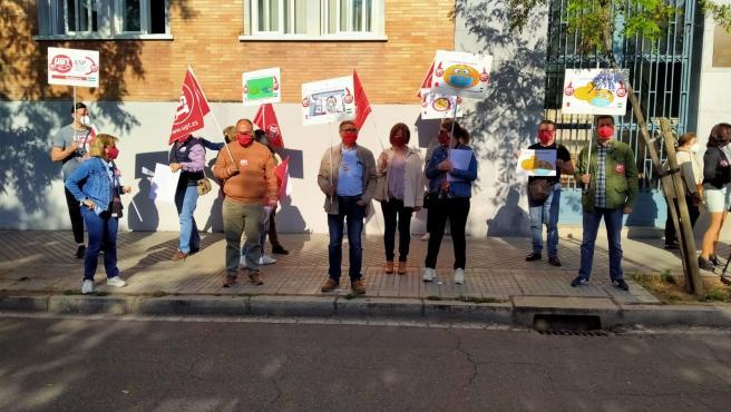 Coronavirus.- UGT exige la vacunación de los trabajadores de la Delegación de Igualdad