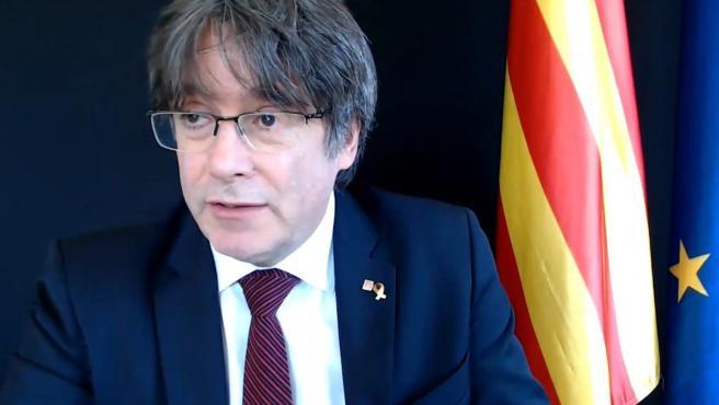 EL TJUE admite a trámite la cuestión prejudicial de Llarena sobre las euroórdenes contra Puigdemont y los exconsellers