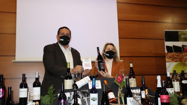 Finca Parque Los Olivos tinto, de Arico (Tenerife), elegido mejor vino de Canarias