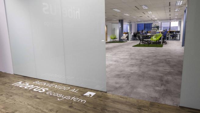 Nueva oficina de Hiberus en València.