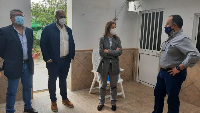 La Junta destina cerca de 33.000 euros para la mejora y rehabilitación de viviendas en La Victoria