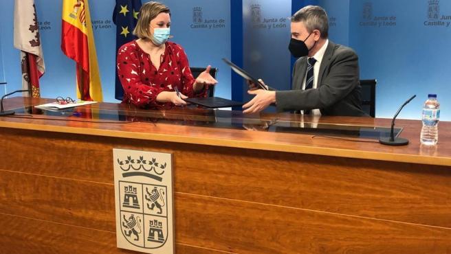 La Junta financia con más de 700.000 euros servicios de apoyo a personas con discapacidad por TEA y a sus familias