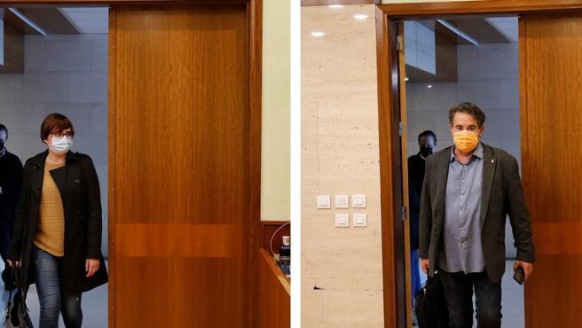Las Cortes no ven incompatibilidades en los nuevos diputados de Ciudadanos para desempeñar sus cargos