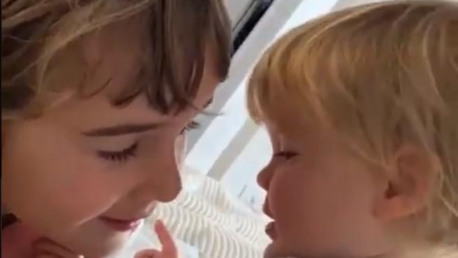 Vídeo de las dos niñas desaparecidas en Tenerife.