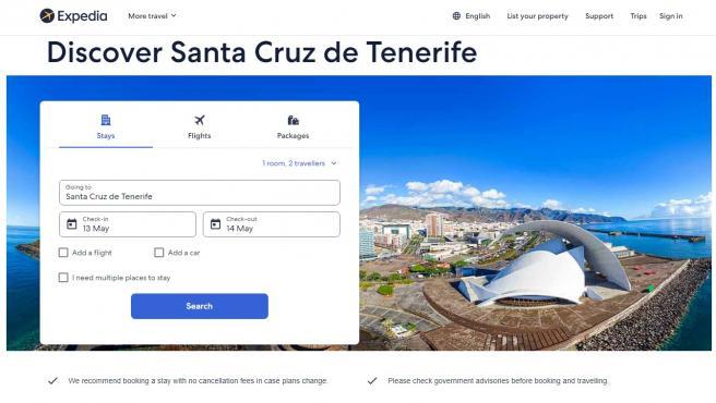Santa Cruz se promociona como destino turístico en España y Reino Unido