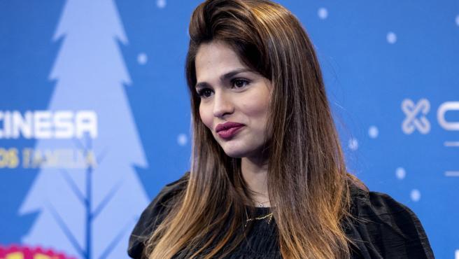 La actriz Sara Sálamo.