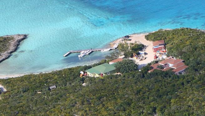 Imagen de archivo de las Bahamas.