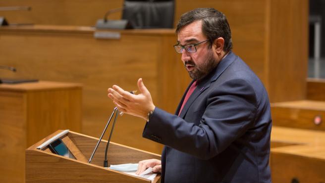 """El Gobierno de Navarra plantea modificar la Ley de Presupuestos para """"agilizar la gestión de los fondos europeos"""""""