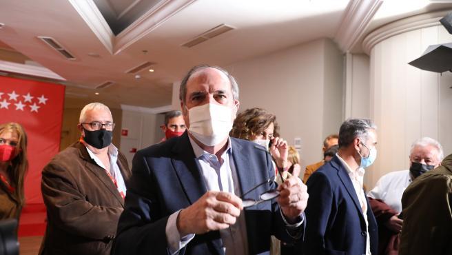 Gabilondo, 'ni a la tercera': Obtiene el peor resultado de la historia en el PSOE de Madrid