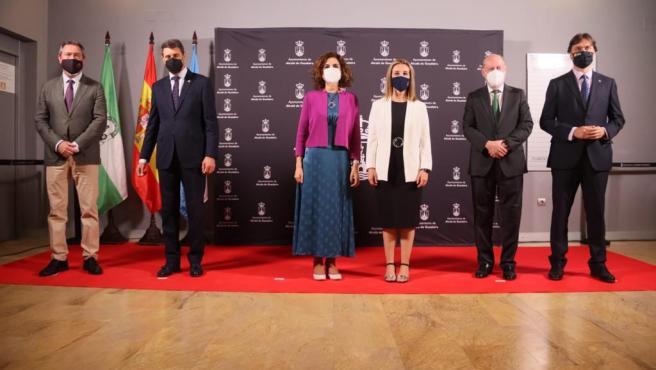 """Alcalá lanza su plan para """"liderar el relanzamiento"""" de industria andaluza, con diez millones de inversión"""
