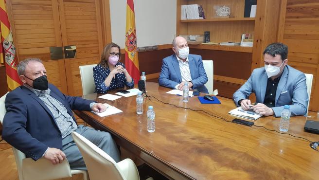 El Gobierno de Aragón y los entes locales acuerdan suspender las fiestas patronales hasta el 31 de agosto
