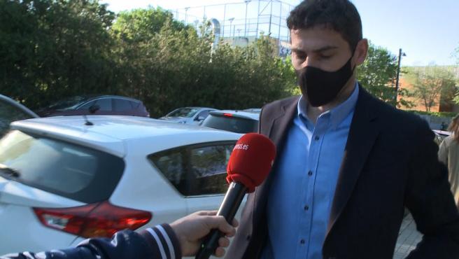 El enfado de Iker Casillas al preguntarle por su presunta infidelidad