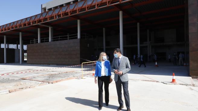 La alcaldesa de Marbella valora el anuncio de licitación de obras de ampliación del Hospital Costa del Sol