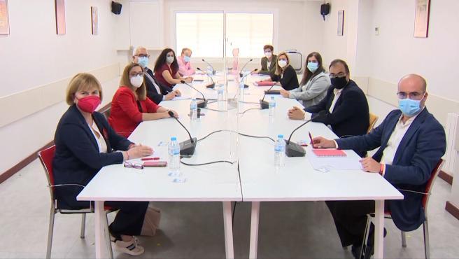 La gestora del PSOE-M lanza sus primeros mensajes para la renovación