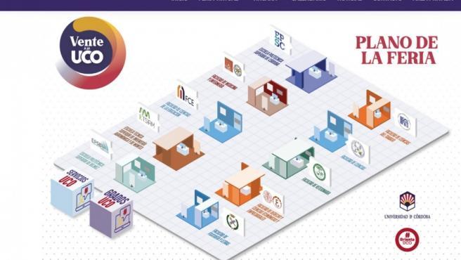 La UCO celebra la I Feria Virtual de orientación vocacional 'Vente a la UCO' para alumnado preuniversitario