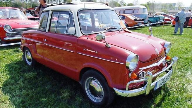 El Prinz fue uno de los modelos más significativos de la marca.
