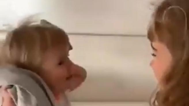 Nuevo vídeo de Anna y Olivia.