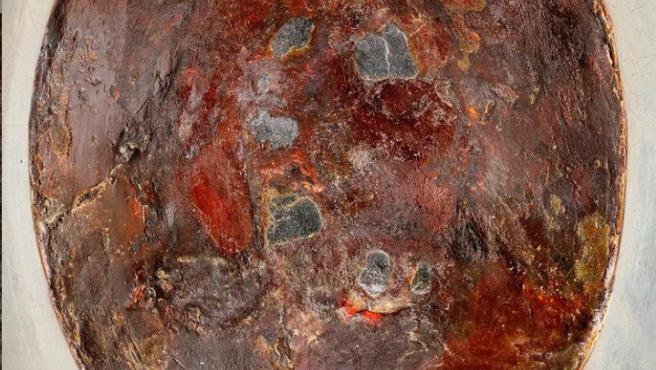Imagen de la Piedra Negra de La Meca.