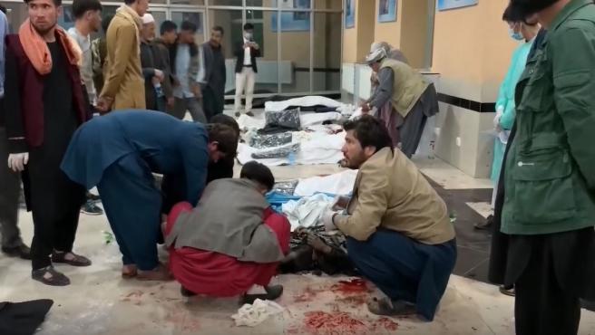 Atentado en Afganistán.