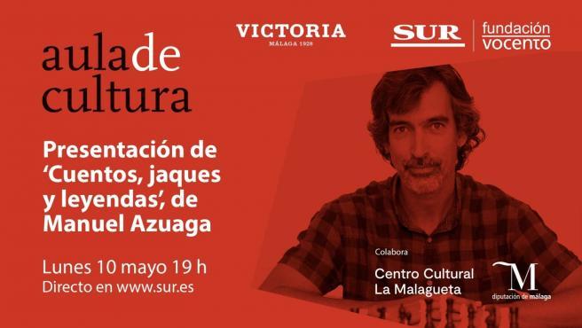 Manuel Azuaga, Pepe Motos, Juan Manuel Zaragoza y Belén Vega Pichaco, en los encuentros en La Malagueta
