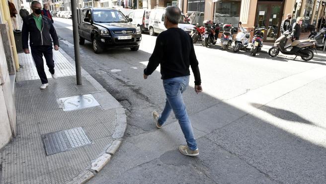Medio centenar de empresas presentan ofertas para la mejora de la calle Infante Don Fernando en Antequera