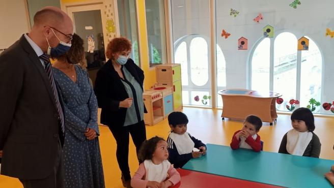 Admitidas casi el 80 por ciento de las solicitudes de plaza para la red de escuelas infantiles de la Xunta