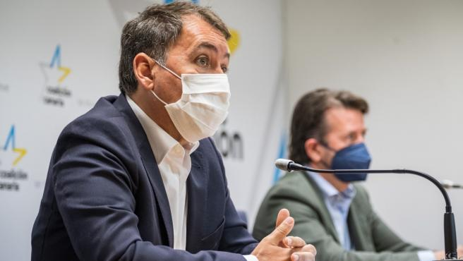 Coalición Canaria advierte de que Tenerife podría perder un millón de plazas aéreas