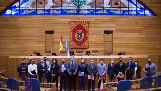 """El PPdeG renunciará a las competencias de tráfico """"si no se garantiza la presencia de la Guardia Civil en Galicia"""""""