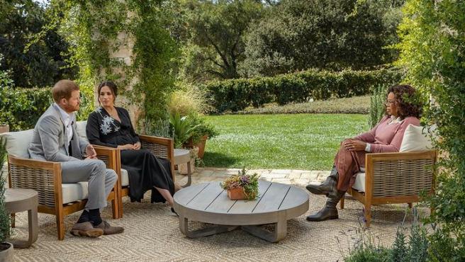 Entrevista de Oprah Winfrey a los duques de Sussex.