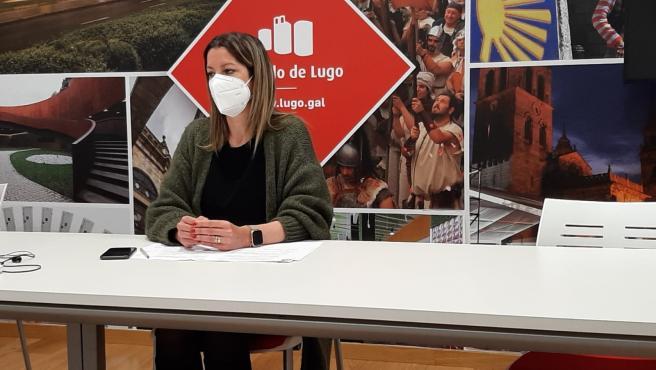 """Lara Méndez valora el comportamiento """"respetuoso"""" en Lugo tras el fin del estado de alarma e insta a """"no estigmatizar"""""""