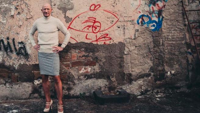 Mark Bryan sabe perfectamente que la ropa no tiene género.
